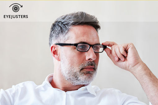Eyejusters - Innovative And Adjustable Reading Glasses