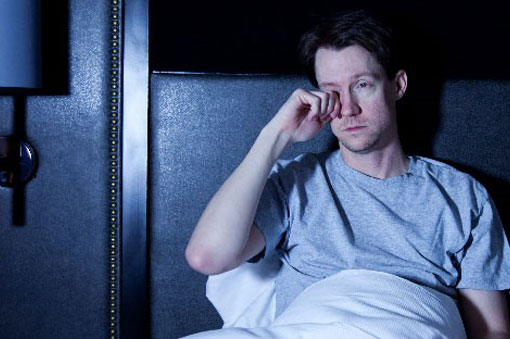 Do you suffer at night with your dry eyes?