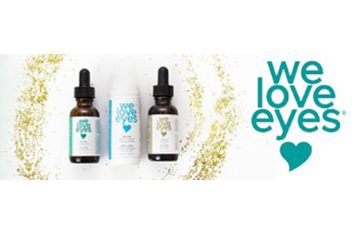 'We Love Eyes' and so do we! NEW Tea Tree oil and foam