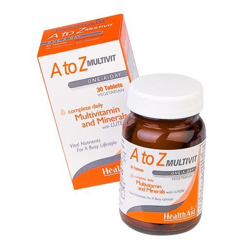 HealthAid A to Z Multivit
