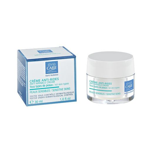 Eye Care Anti-Wrinkle Cream (Tri-active anti-ageing skin care)