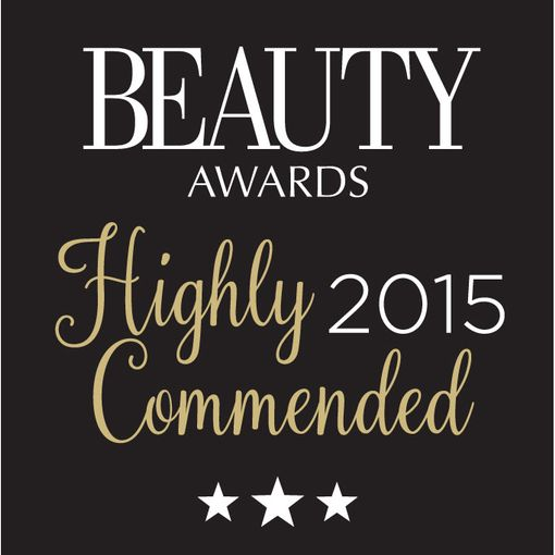 Beauty Magazine Awards 2015 Highly Commended
