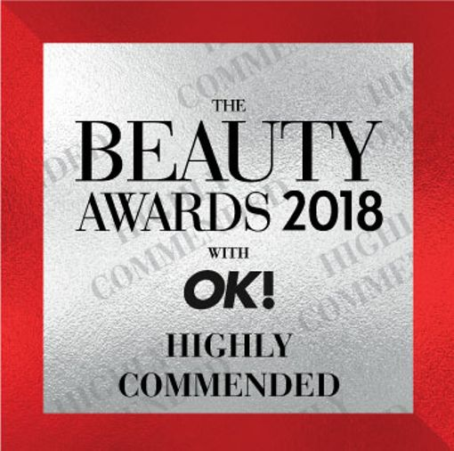 Beauty Magazine Awards 2018 Highly Commended