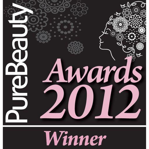 Pure Beauty Awards 2012 Winner