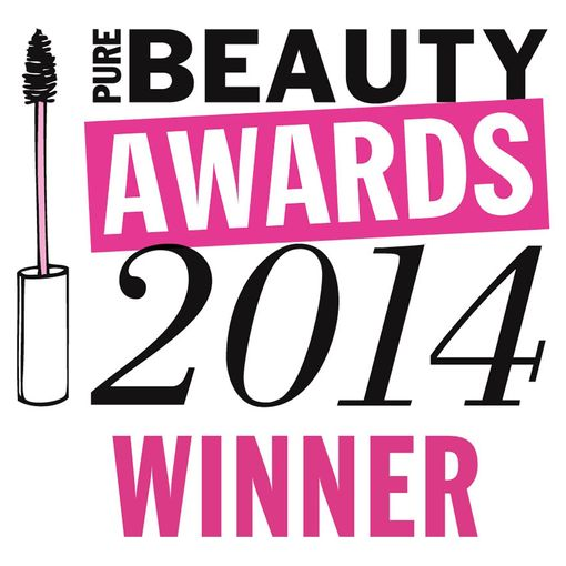 Pure Beauty Awards 2014 Winner