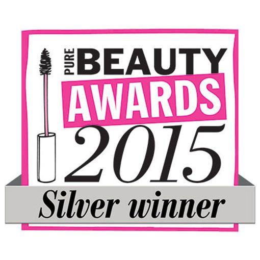Pure Beauty Awards 2015 Silver
