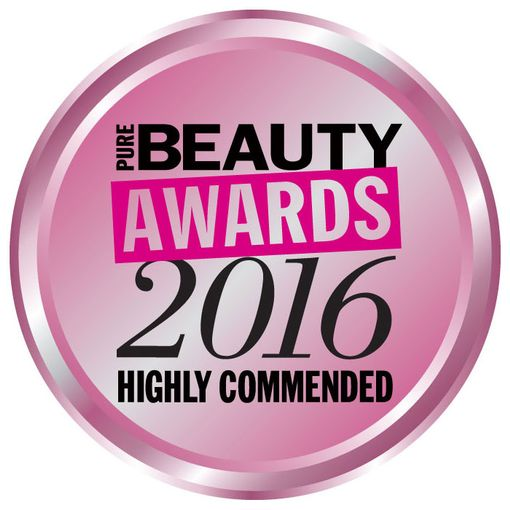 Pure Beauty Awards 2016 Highly Commended