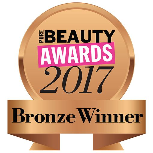 Pure Beauty Awards 2017 Bronze