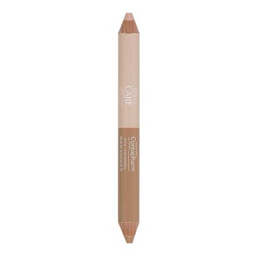 Eye Care Duo concealer pencil - beige/dark beige