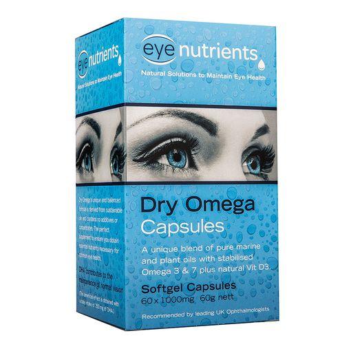 Eye Nutrients Dry Omega (CAPSULES)