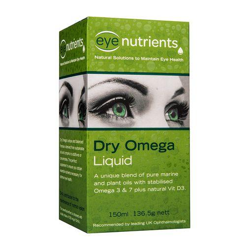 Eye Nutrients Dry Omega (LIQUID)