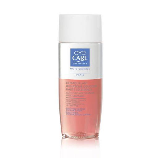 Eye Care Gentle biphasic cleanser
