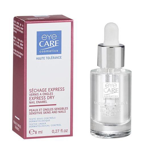 Eye Care Express dry nail enamel