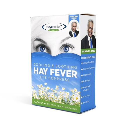 The Eye Doctor Allergy (The Ice Doctor)