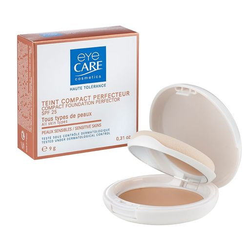 Eye Care Compact perfector foundation SPF25 - beige