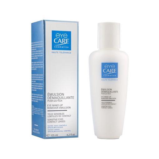Eye Care Eye makeup remover emulsion (milk base - white)