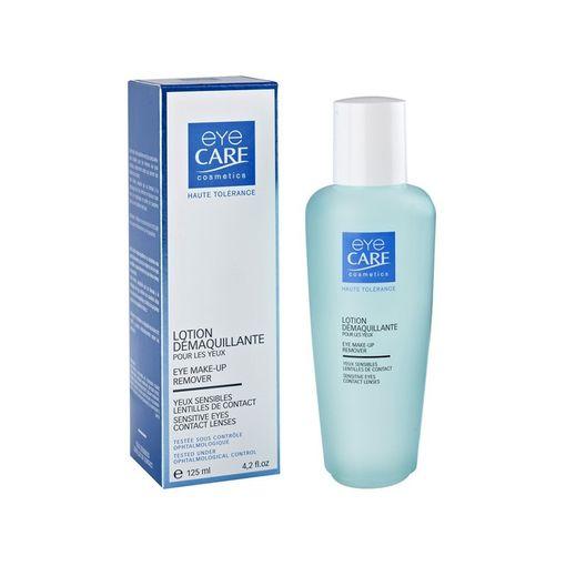 Eye Care Eye makeup remover lotion (water base - blue)