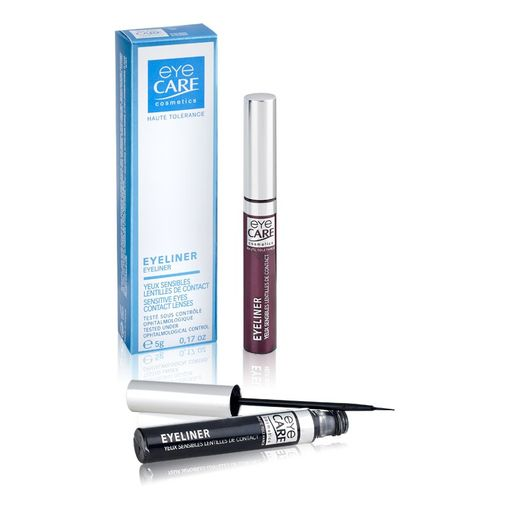Eye Care Fluid eyeliner - anthracite
