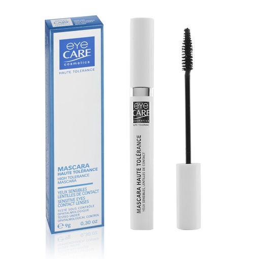 Eye Care High tolerance mascara - anthracite