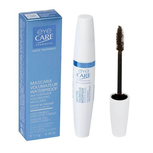 Eye Care Waterproof volumising mascara