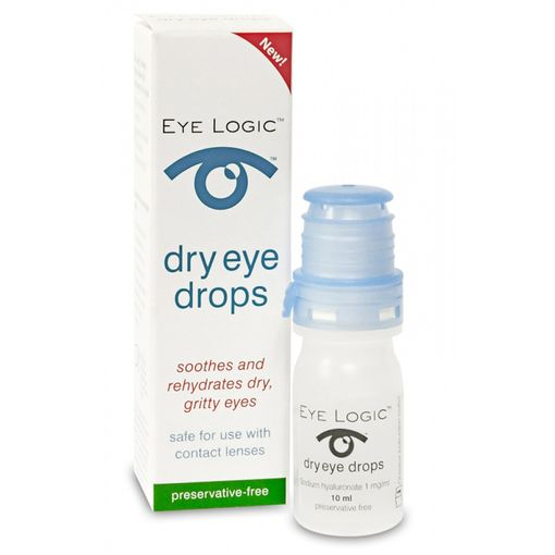 Eye Logic eye drops