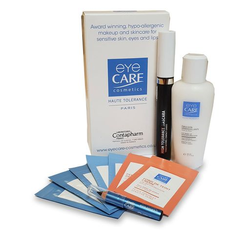 Eye Care Cosmetics Introductory pack