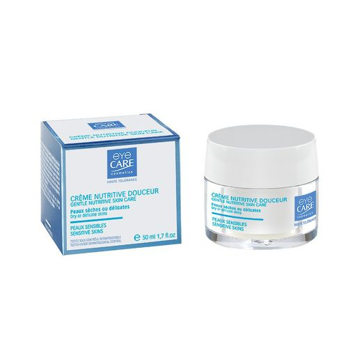 Eye Care Gentle nutritive skin care (Tri-active)