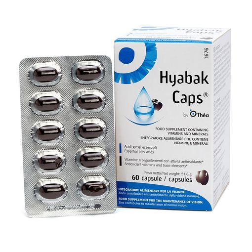 Hyabak Caps