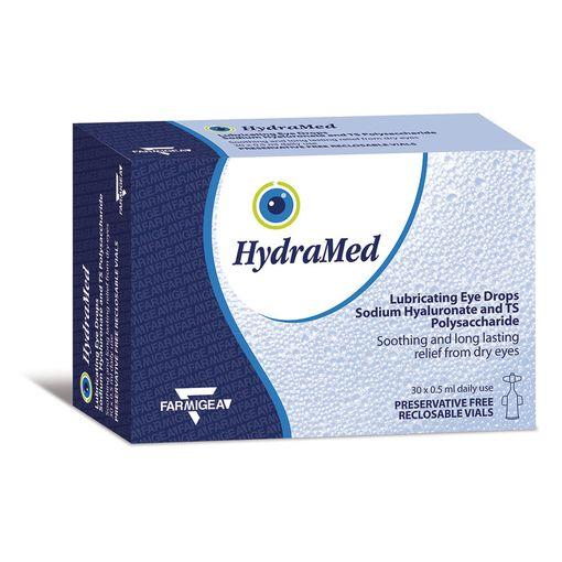 Hydramed UD eye drops