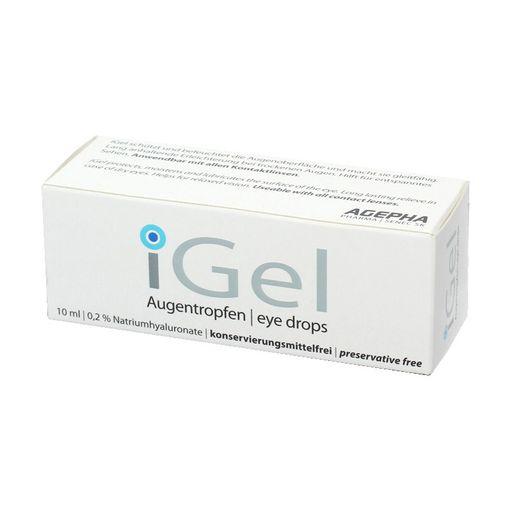 iGel eye gel