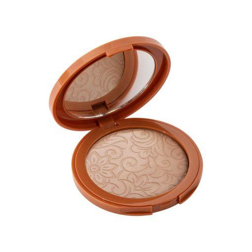 Eye Care Bronzer powder - fair skin