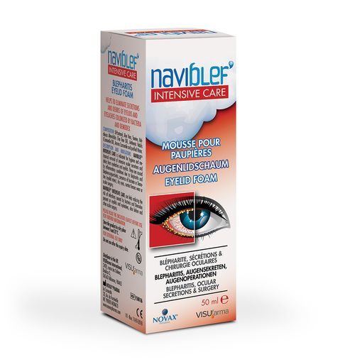 Naviblef Intense Care foam