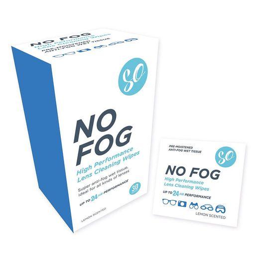 NO FOG wipes (30s)