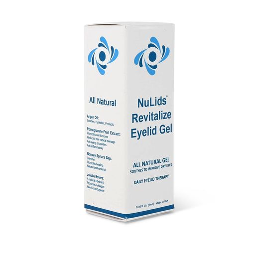 NuLids Revitalize Eyelid gel