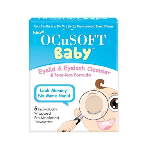 OCuSOFT Baby wipes