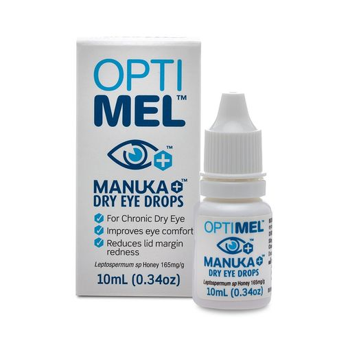 Optimel Manuka Honey eye drops