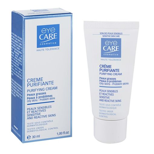 Eye Care Purifying clear skin cream