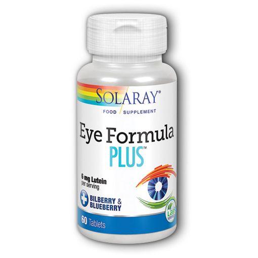 Solaray Eye Formula Plus