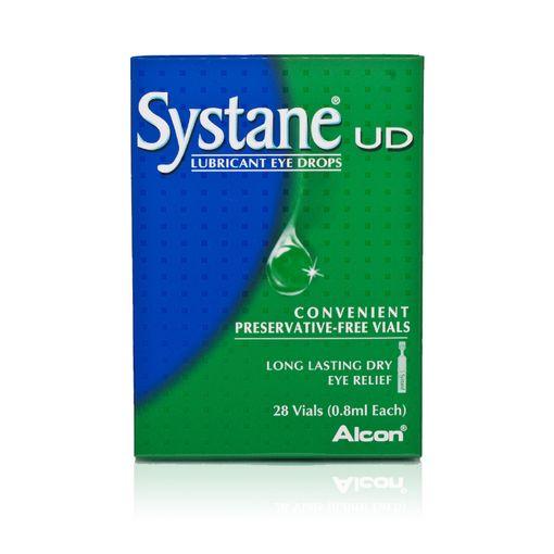 Systane Original eye drops (vials)
