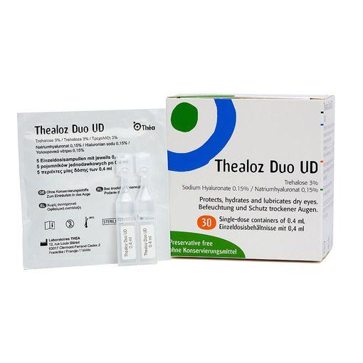 Thealoz Duo eye drops (UD)