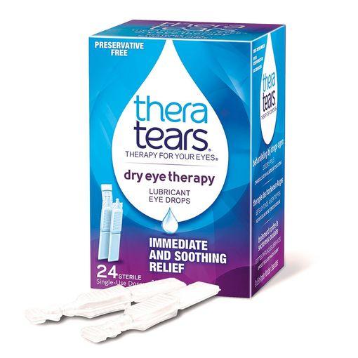 Theratears eye drops