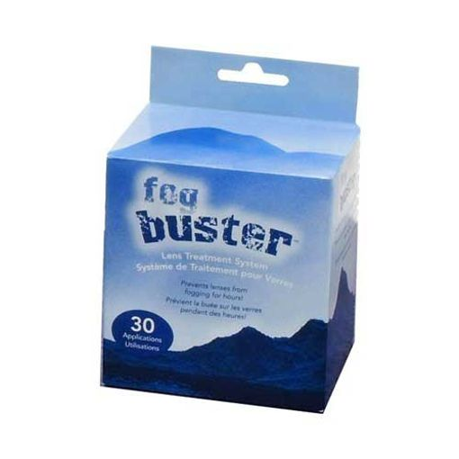 Fog Buster wipes (30s)