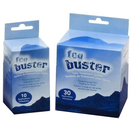 Fog Buster wipes