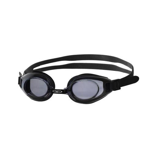 Gator BLACK swimming goggles including prescription lenses