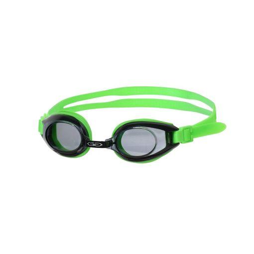 Gator GREEN swimming goggles including prescription lenses