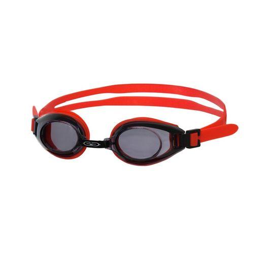 Gator RED swimming goggles including prescription lenses