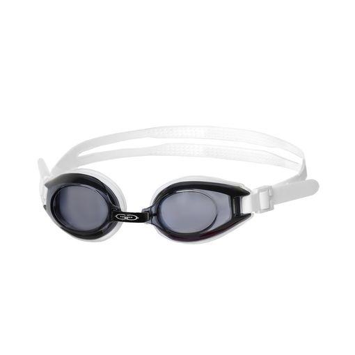 Gator WHITE swimming goggles including prescription lenses