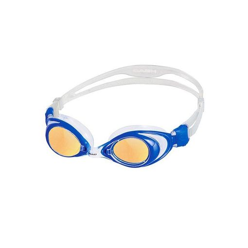 Head Vision Mirrored swimming goggles including prescription lenses