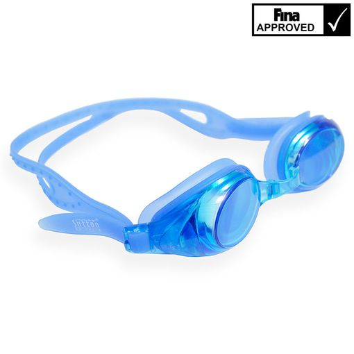 Sutton Swimwear OPT9000 swimming goggles including prescription lenses image 1