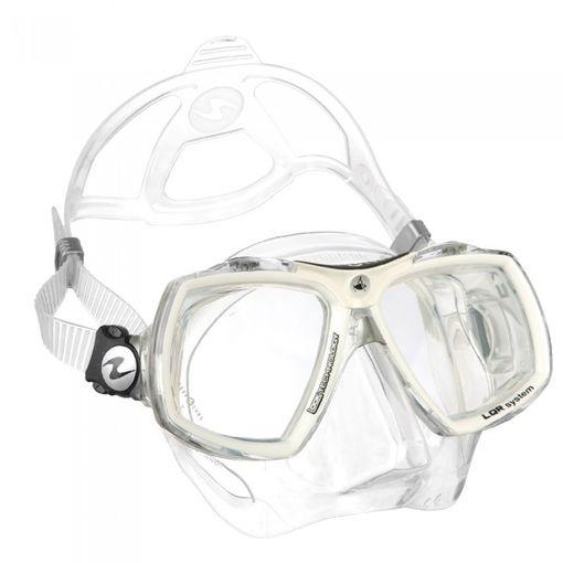 AquaLung Look 2 diving mask including prescription lenses